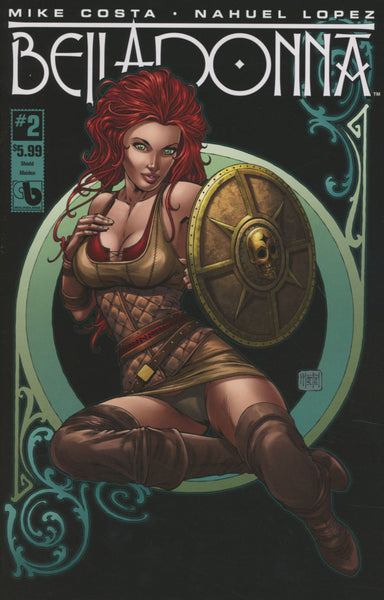 BELLADONNA #2 SHIELD MAIDEN CVR