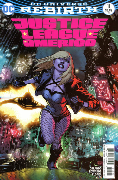JUSTICE LEAGUE OF AMERICA #11 VAR ED