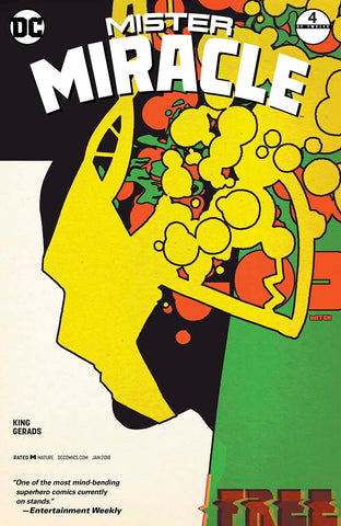MISTER MIRACLE #4 (OF 12) VAR ED