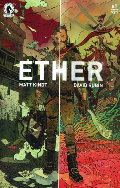 ETHER #1 MAIN COVER