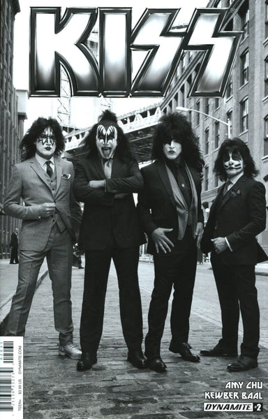 KISS VOL 3 #2 COVER C PHOTO VARIANT