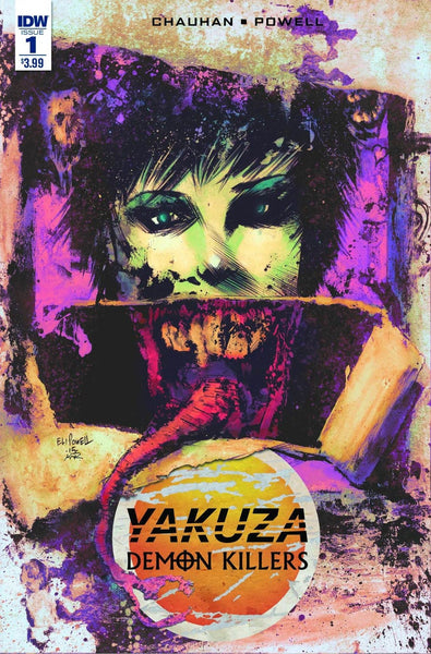 YAKUZA DEMON KILLERS #1 OF 6 MAIN