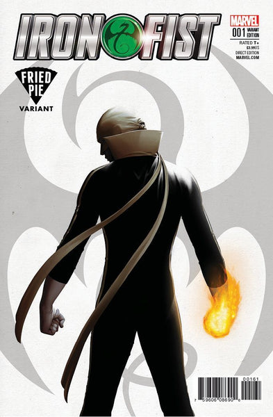IRON FIST VOL 5 #1 FRIED PIE JOHN TYLER CHRISTOPHER VARIANT