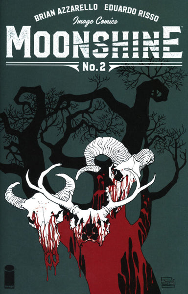 MOONSHINE #2 MAIN COVER
