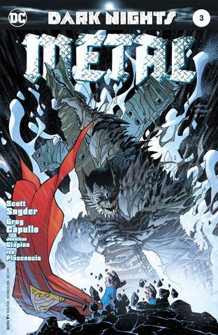 DARK NIGHTS METAL #3 (OF 6) KUBERT VAR ED
