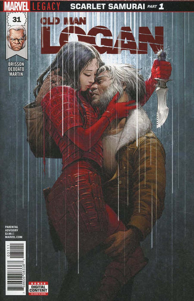 OLD MAN LOGAN #31 LEG WAVE 2