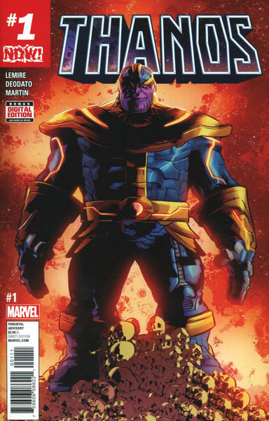 THANOS VOL 2 #1 COVER A 1ST PRINT