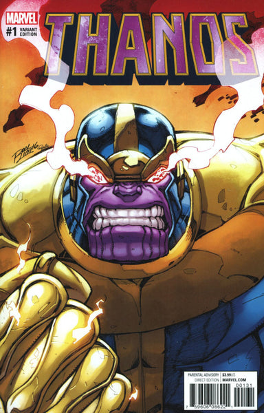 THANOS VOL 2 #1 COVER VARIANT C RON LIM