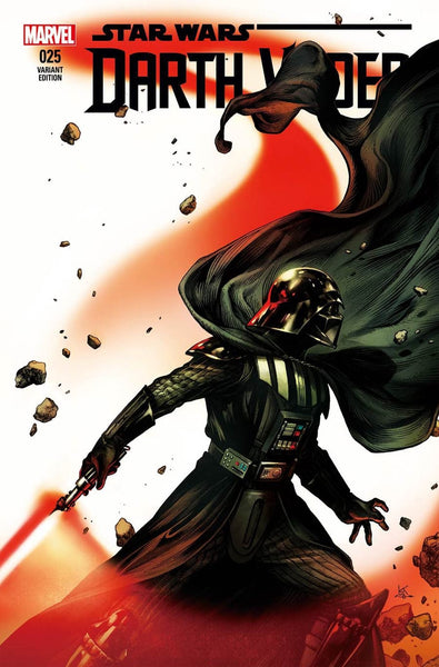 DARTH VADER #25 COVER F KAMOME SHIRAHAMA VARIANT