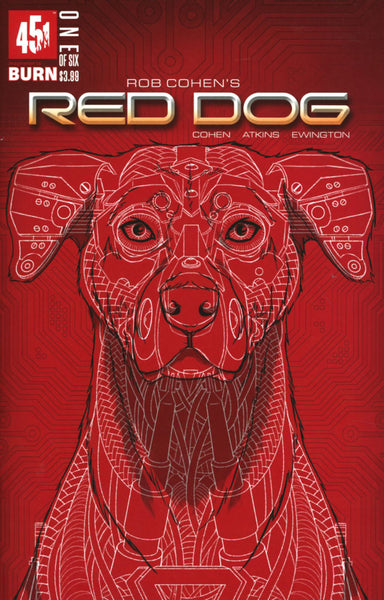 RED DOG #1 (OF 6) VELEZ CVR
