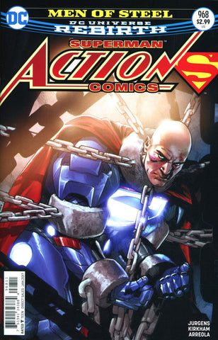 ACTION COMICS VOL 2 #968 COVER A 1st PRINT