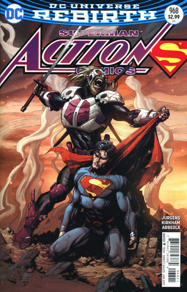 ACTION COMICS VOL 2 #968 COVER VARIANT B GARY FRANK