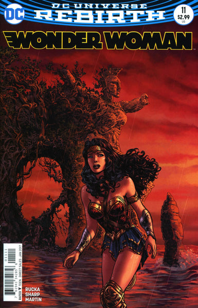 WONDER WOMAN VOL 5 #11 COVER A 1st PRINT