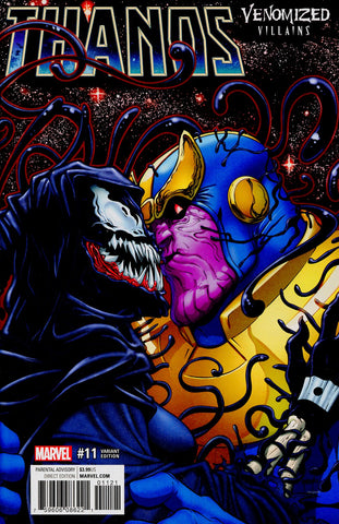 THANOS #11 VENOMIZED DEATH VAR