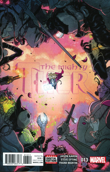 MIGHTY THOR VOL 2 #13 COVER A 1st PRINT