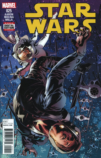 STAR WARS VOL 4 #25 COVER A 1st PRINT