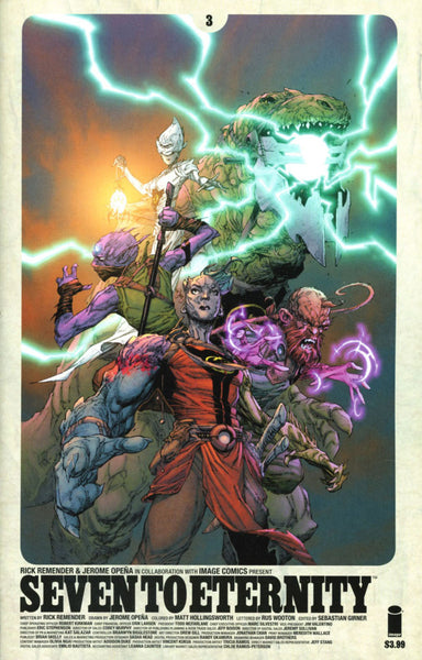 SEVEN TO ETERNITY #3 MAIN COVER