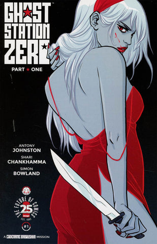 GHOST STATION ZERO #1 (OF 4) CVR B CLOONAN