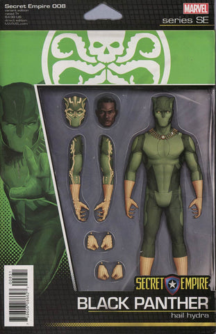 SECRET EMPIRE #8 (OF 10) CHRISTOPHER ACTION FIGURE