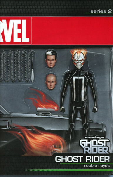 GHOST RIDER VOL 7 #1 COVER VARIANT C CHRISTOPHER ACTION FIGURE