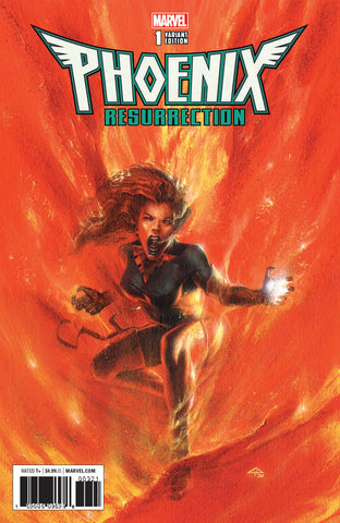 PHOENIX RESURRECTION RETURN JEAN GREY #1 (OF 5) DELL OTTO EXCLUSIVE