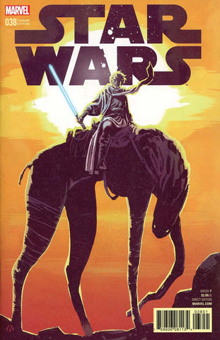 STAR WARS #38 WALSH VAR