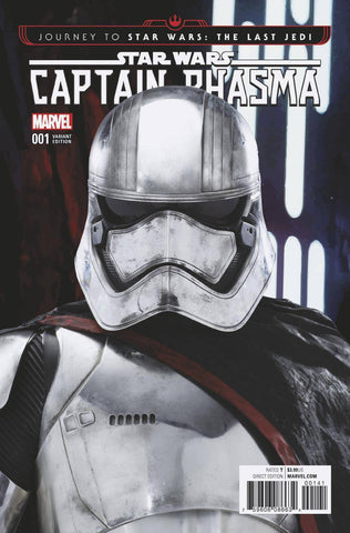 JOURNEY STAR WARS LAST JEDI CAPT PHASMA #1 (OF 4) MOVIE VAR