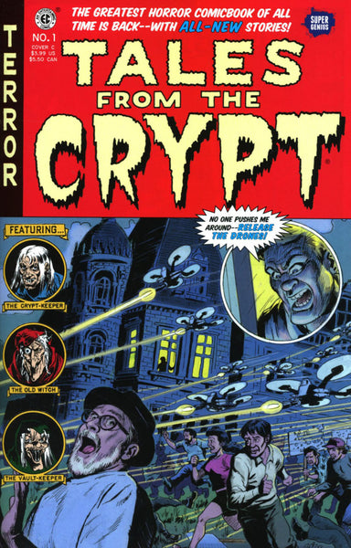 TALES FROM THE CRYPT #1 CAMP VAR