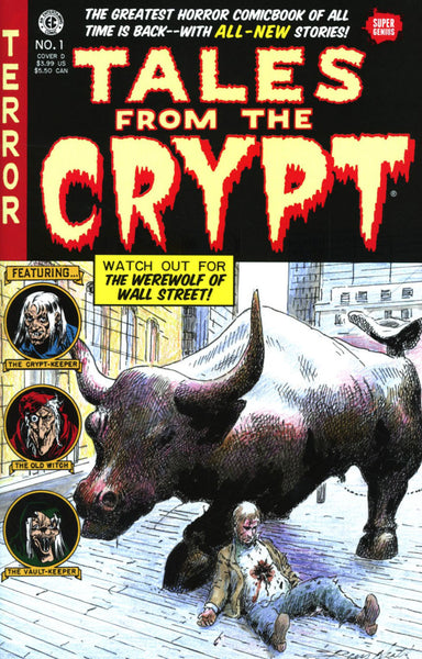 TALES FROM THE CRYPT #1 HEATH VAR
