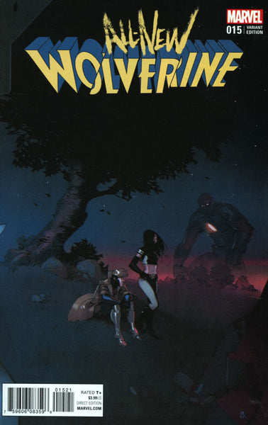 ALL NEW WOLVERINE #15 COVER B BENGAL CONNECTING VARIANT