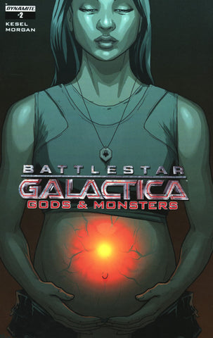 BATTLESTAR GALACTICA GODS & MONSTERS #2 CVR B WOOD
