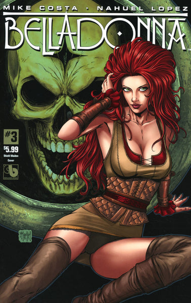 BELLADONNA #3 SHIELD MAIDEN CVR