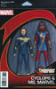 CHAMPIONS VOL 2 #3 COVER C CLASSIC ACTION FIGURE VARIANT