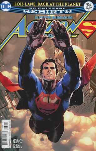 ACTION COMICS VOL 2 #966 COVER A 1ST PRINT