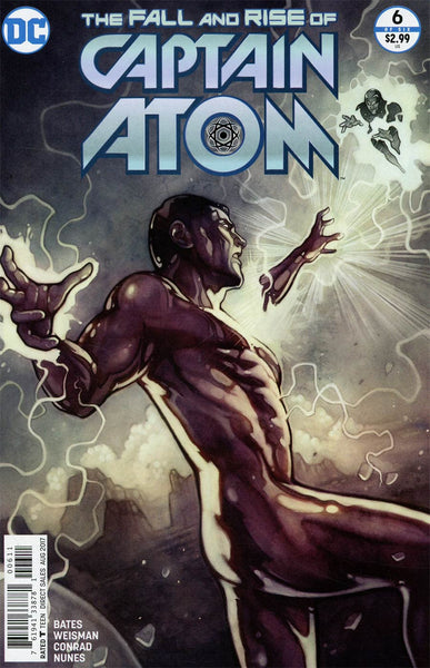 FALL AND RISE OF CAPTAIN ATOM #6 (OF 6)