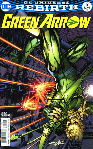GREEN ARROW #12 VOL 7 COVER B NEAL ADAMS VARIANT