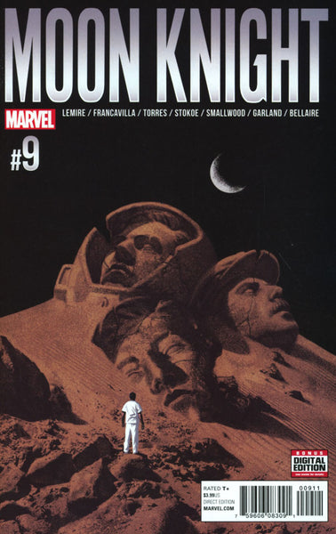 MOON KNIGHT #9 VOL 8 COVER A 1ST PRINT