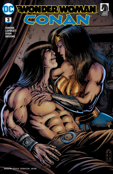 WONDER WOMAN CONAN #3 (OF 6)