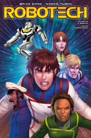 ROBOTECH #1 FRIED PIE EXCLUSIVE