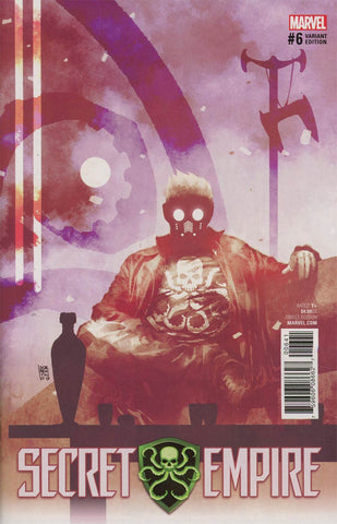 SECRET EMPIRE #6 (OF 9) SORRENTINO HYDRA HEROES VAR