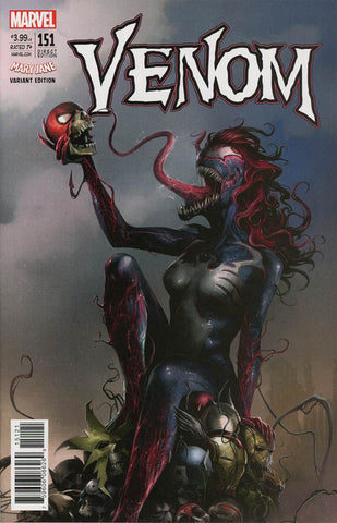 VENOM #151 MATTINA MARY JANE VARIANT