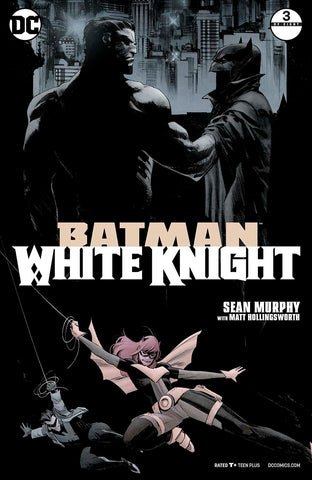 BATMAN WHITE KNIGHT #3 (OF 7)