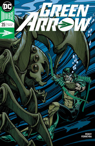GREEN ARROW #35 VAR ED