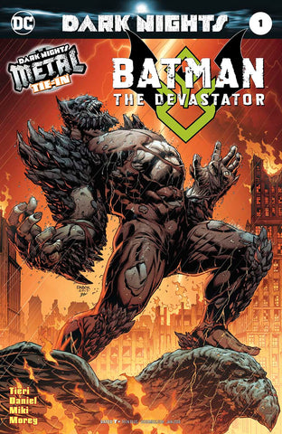 BATMAN THE DEVASTATOR #1 (METAL)