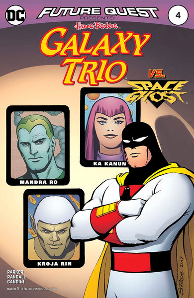 FUTURE QUEST PRESENTS #4