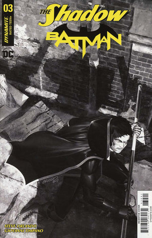 SHADOW BATMAN #3 (OF 6) CVR I 40 COPY PETERSON INCV