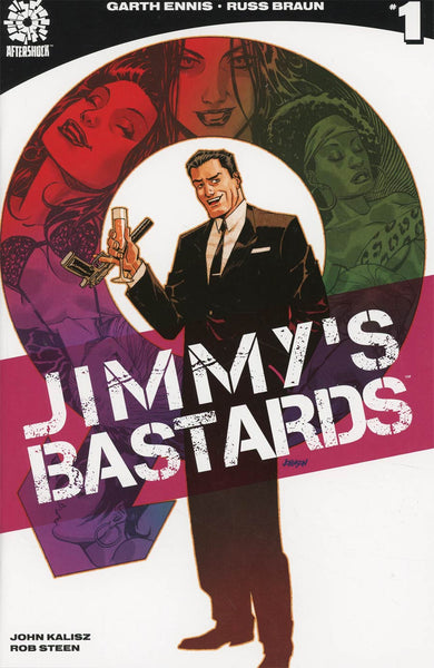 JIMMYS BASTARDS #1 CVR A DAVE JOHNSON