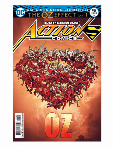 ACTION COMICS #987 (OZ EFFECT)