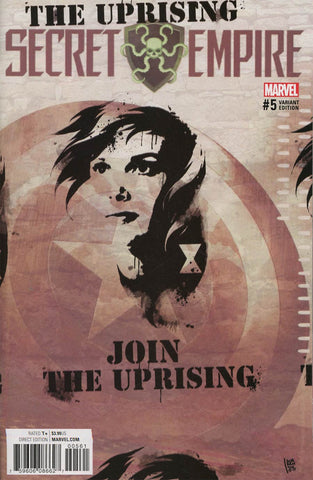 SECRET EMPIRE #5 (OF 9) SORRENTINO VAR