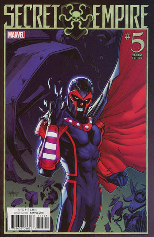 SECRET EMPIRE #5 (OF 9) MORA VILLAIN VAR